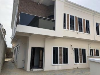 4-bedrooms Semi-detached Duplex with Bq Inside an Estate, Off Freedom Way Ikate Lekki 1, Lekki Phase 1, Lekki, Lagos, Semi-detached Duplex for Sale