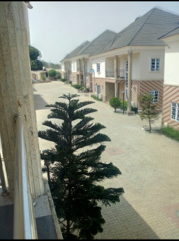 Luxury Finished 5bedroom Detached Duplex with a Bq, Swimming Pool, Fitted Kitchen, Jacuzzi Etc, Jabi, Abuja, Detached Duplex for Rent