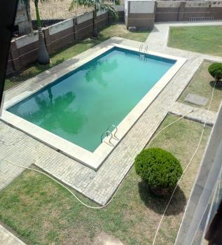 Luxury Finished 4bedroom Terrace Duplex with a Bq, Swimming Pool, Fitted Kitchen, Jacuzzi, Cctv, Intercom, Steam Bath Etc, Jabi, Abuja, Terraced Duplex for Rent