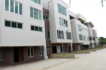 5bedroom Semi Detached Townhouse, Gra, Ikeja Gra, Ikeja, Lagos, Semi-detached Duplex for Rent