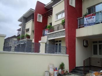 Well Located and Superbly Finished 3 Bedroom Terrace House with Boysquarter, Chevy View Estate, Lekki, Lagos, Terraced Duplex for Sale