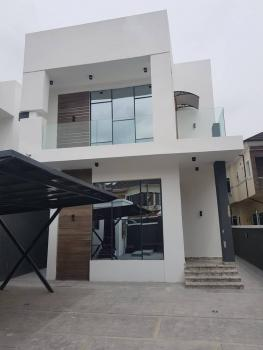 Luxury 5-bedroom Fully Detached House with Bq, Chevy View Estate, Lekki, Lagos, Detached Duplex for Sale