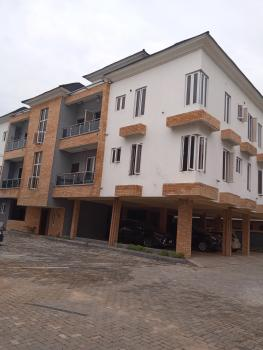 Newly Built and Spacious 12 Units of 3 Bedroom Serviced Apartment with a Room Bq, Fitted Kitchen, Swimming Pool, Etc., Parkview, Ikoyi, Lagos, Flat for Rent
