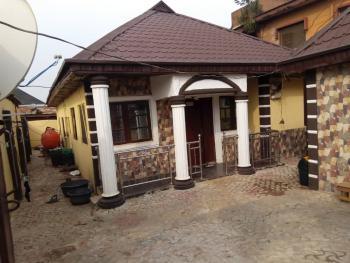 Executive Three Bed Room Flat Bungalow with Mini Flat, Shagari Estate Mosan Okunola Lagos, Boys Town, Ipaja, Lagos, Detached Bungalow for Sale