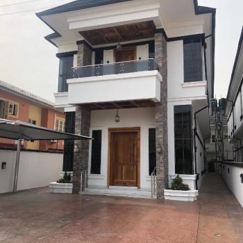 Brand New 5bedroom Duplex Wit a Room Bq, Chevy View Estate, Lekki, Lagos, Detached Duplex for Rent