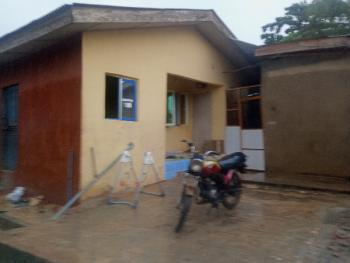 2 Bedroom Flat with a Mini Flat and Space at The Back, Ipaja, Lagos, Block of Flats for Sale