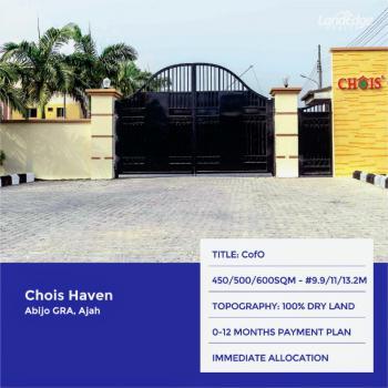 Land, Abijo Gra, Lekki, Lagos, Residential Land for Sale
