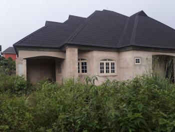 Uncompleted  Bungalow, Egbu, Owerri, Imo, Detached Bungalow for Sale