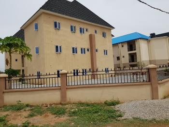 Newly Built 6 Units 3 Bedroom with 1 Room Bq, Kado Estate, Kado, Abuja, Flat for Sale