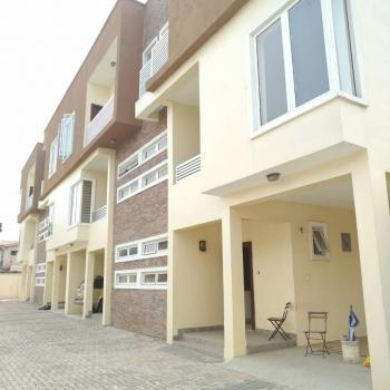 Lovely 4 Bedroom Terraced Duplex with Bq, Off Opebi, Opebi, Ikeja, Lagos, Terraced Duplex for Sale