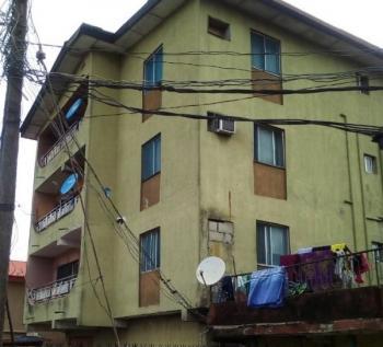 a Block of Flats Sitting on 650sqm Land, Akoka, Yaba, Lagos, Block of Flats for Sale