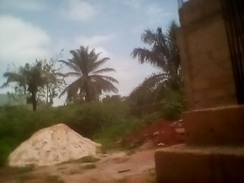 One Plot of Land, Techtonics Road, Nsukka, Enugu, Residential Land for Sale