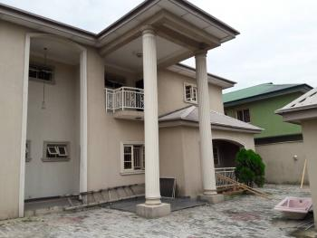 Well Maintained 4 Bedroom Detached Duplex 2 in a Compound, Off Mobil/ilaje Road, Before The Ajah Bridge,  By Northwest Filling Station, Lekki Expressway, Lekki, Lagos, Detached Duplex for Rent