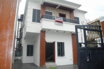 Nicely Built 4 Bedroom Detached  House, Ikate Elegushi, Lekki, Lagos, Detached Duplex for Sale