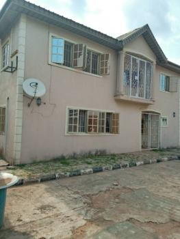 4 Bedroom Duplex with Detached 4 Bedroom Bungalow on Full Plot of Land, Akute, Ifo, Ogun, Semi-detached Duplex for Sale