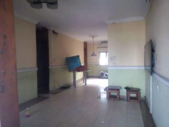 a Lovely Clean 4 Bedroom Flat, Lsdpc Estate, Ebute Metta East, Yaba, Lagos, Flat for Rent
