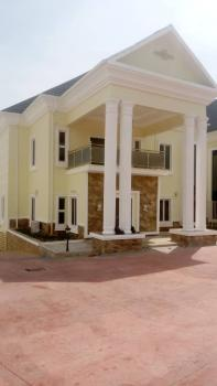 Masterfully Finished & Fully Serviced 2nos, 4bedrooms Semi Detached Duplex with Maids Quarters, Diplomatic Zones, Katampe Extension, Katampe, Abuja, Semi-detached Duplex for Rent