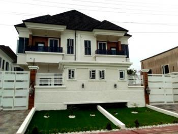 Nice 4 Bedroom Duplex with a Bq, Chevy View Estate, Lekki, Lagos, Semi-detached Duplex for Sale