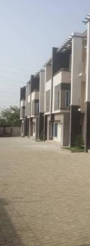 4 Bedroom Semi Detached Terence, Katampe Extension, Katampe, Abuja, Terraced Duplex for Rent