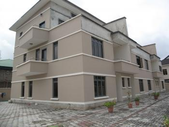 Newly Built  4 Unit of 4 Bedroom Town House with a Room Bq, Furo Ezimora, Lekki Phase 1, Lekki, Lagos, Terraced Duplex for Rent