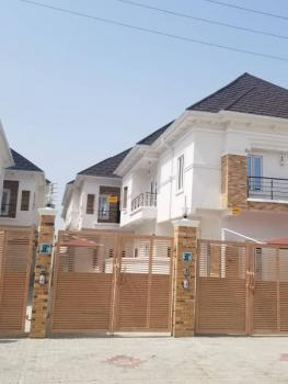 an Exquisite 4 Bedroom Semi Detached Duplex, Orchid Road By The 2nd Toll Gate, Lekki Phase 2, Lekki, Lagos, Semi-detached Duplex for Rent