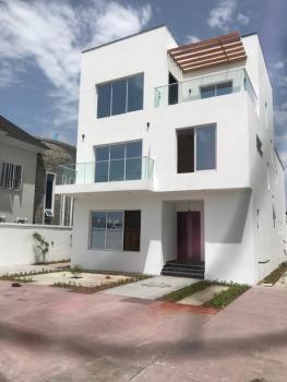 Brand New Lovely 4 Bedroom - Lagoon View, Pinnock Beach Estate, Osapa, Lekki, Lagos, Detached Duplex for Sale