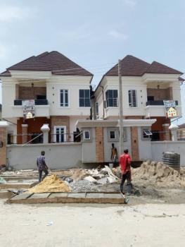 2 Units Newly Built 4 Bedroom Fully Detached Duplex, Ikota Villa Estate, Lekki, Lagos, Detached Duplex for Sale