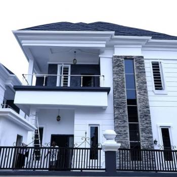 Brand New 4 Bedroom Duplex, Cluster Estate Off Lekki County Homes, Ikota Villa Estate, Lekki, Lagos, Detached Duplex for Rent