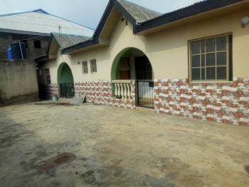 an Exquisitely Built 2 Units of 2 Bedroom Flat with a Shop, Abaranje, Ikotun, Lagos, Block of Flats for Sale