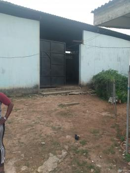 a Mini Industrial Warehouse with Office, Off Power Line Bus Stop, Lasu, Igando, Ikotun, Lagos, Warehouse for Sale