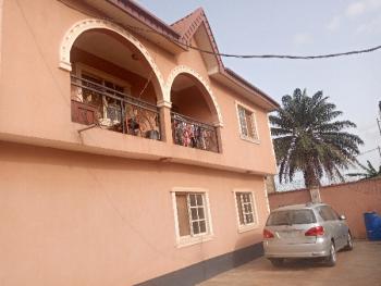 Clean Six (6) Nos of 2 Bedroom Flat, Tall Tiles Floor, All Rooms En Suit, Ikola Command, Ipaja, Lagos, Block of Flats for Sale
