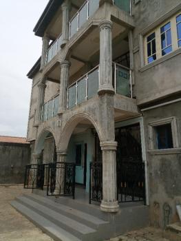 2 Bedroom Flat, All Tiles Floor, Each Room with Wardrobe, Abiola Estate, Ayobo, Lagos, Flat for Rent