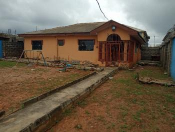Decent 4 Bedroom Bungalow Setback on a Full Plot of Land, Peace Estate Baruwa, Ipaja, Lagos, Detached Bungalow for Sale
