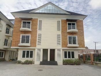 24hrs Light Service 5 Bedroom Duplex, Chevron Axis, Chevy View Estate, Lekki, Lagos, Semi-detached Duplex for Rent