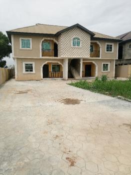 Newly Built 2 Bedroom, All Tiles Floor, All Rooms En Suit Each Room with Wardrobe, Abiola Estate, Ayobo, Lagos, Flat for Rent