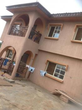 Decent 4 Nos of 3 Bedroom Flat All Tiles Floor Fenced Gate, Olorunishola, Ayobo, Lagos, Block of Flats for Sale