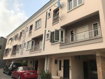Luxury 4 Bedroom Terrace Duplex with Bq, Connal Road, Yaba G.r.a, Saint Agnes, Yaba, Lagos, Terraced Duplex for Sale