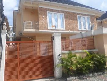 Nicely Finished 4 Bedroom Semi Detached Duplex with a Room Bq, Oral Estate, Lekki Phase 2, Lekki, Lagos, Semi-detached Duplex for Rent