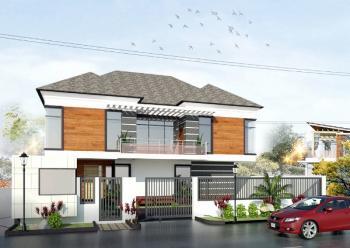 Off Plan  6 Units of 4 Bedroom with 1 Room Bq, Off Elegushi Road, Ikate Elegushi, Lekki, Lagos, Detached Duplex for Sale