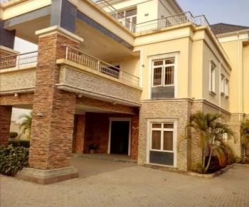 Palatial 8-bedrooms with Suspended Swimming Pool, Lift & Bq, Asokoro District, Abuja, Detached Duplex for Sale