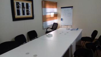 Serviced Office Desk, Maryland Crescent, Maryland, Lagos, Office Space for Rent