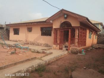 Lovely Spacious 4 Bedroom Flat Setback on a Full Plot, Peace Estate, Ipaja, Lagos, Detached Duplex for Sale