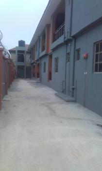 Newly Built 2 Bedroom Flat in an Estate, Igbogbo Bus Stop, Igbogbo, Ikorodu, Lagos, Flat for Rent