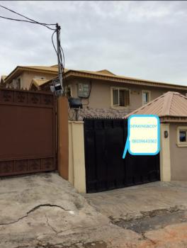 3 Bedroom Flat, Oregun, Ikeja, Lagos, Terraced Duplex for Rent
