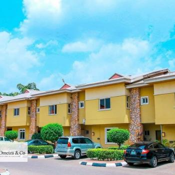 3 Bedroom Terrace Duplex with a Room Servant Generator, Gym, Swimming Pool, Corporate Guards, Etc, Utako, Abuja, Terraced Duplex for Rent