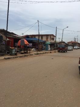 Plot of Land, Orisunbare B/stop, Orisunbare, Alimosho, Lagos, Mixed-use Land for Sale