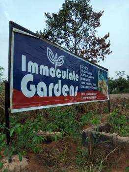 Land for Sale in Awka Estate Land, Back of Unizik, Awka, Anambra, Residential Land for Sale