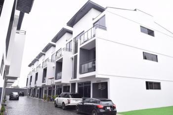 Luxurious 5 Bedroom Terrace with All Facilities, Jeremiah Ugwu Street, Lekki Phase 1, Lekki, Lagos, Terraced Duplex for Rent