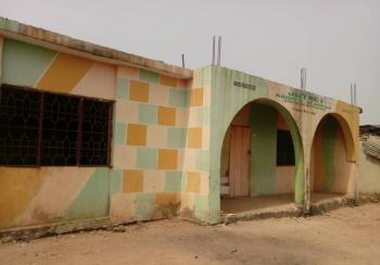 Uncompleted Building on a Full Plot of Land, Egbeji Street, Omoleye, Ogijo, Odogunyan, Ikorodu, Lagos, Terraced Bungalow for Sale