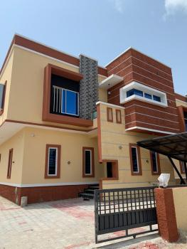 Brand New 5 Bedroom Detached Duplex with Bq Already Wired for Inverter Use, 2nd Toll Gate, Lafiaji, Lekki, Lagos, Detached Duplex for Rent